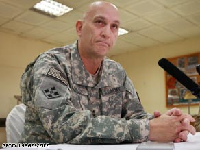 General Ray Odierno will be on 'State of the Union' Sunday.