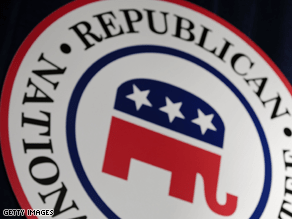 The Republican National Committee is urging GOP members of Congress to take to the local airwaves next week.