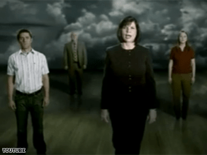 The group's last ad, 'A Gathering Storm,' came out earlier this month.