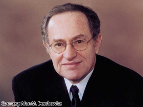 Harvard Law Professor Alan Dershowitz describes Justice David Souter as a 'very, very good justice.'