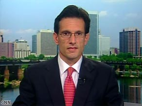 Rep. Eric Cantor says the Republican Party needs to be more inclusive.