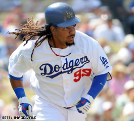 Dodgers' Ramirez suspended 50 games