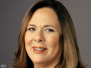 Candy Crowley will be honored in June for her outstanding political coverage during the 2008 election season.