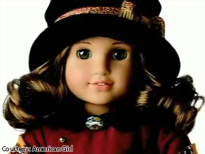 American Girl unveils Rebecca Rubin, their first Jewish-American doll.
