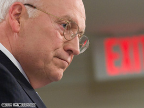 Cheney is out with new criticisms of Obama.