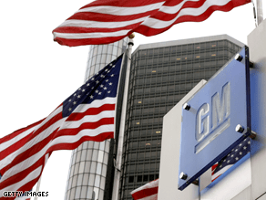 Obama is set to announce the bankruptcy of GM.