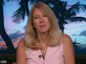GM bondholder Debra June speaks to CNN's John Roberts.