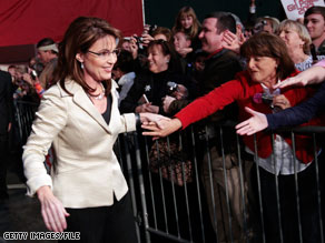 The Iowa Republican Party wants Sarah Palin to visit its state.