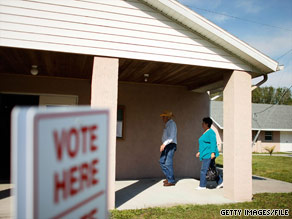 A group of voting rights advocates is pushing for three fundamental electoral reforms prior to the 2010 midterms.