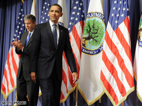 President Obama announced a new round of education stimulus spending on Friday.