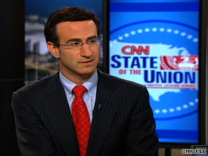 White House Budget Director Peter Orszag fired back Saturday at an estimate from the Congressional Budget Office.