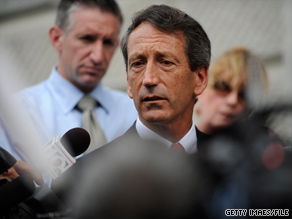 South Carolina Gov. Mark Sanford has penned an op-ed defending his use of state aircraft.