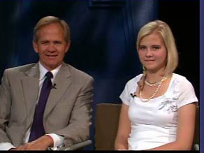 Elizabeth Smart and her father, Ed, speak to Anderson Cooper.