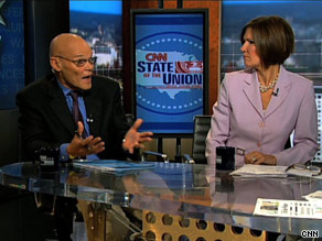 Democratic strategist James Carville and his wife, Mary Matalin, a Republican strategist, moved their family to New Orleans in mid-2008.