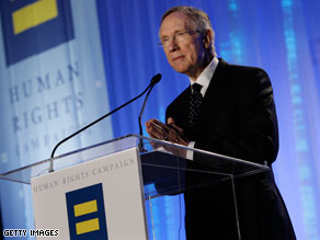 Senate Majority Leader Harry Reid was sharply criticized in a Las Vegas newspaper editorial on Sunday.