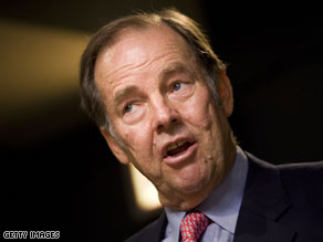 Former New Jersey governor Tom Kean accused Corzine of sullying the race with character attacks.