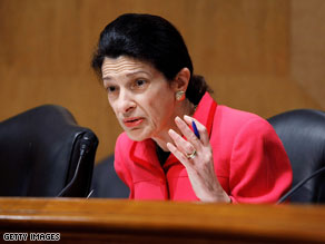Sen. Olympia Snowe has been in quiet talks with the White House about a a 'trigger' option, which would threaten the insurance industry.