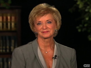 Linda McMahon is stepping down as CEO of WWE to make a bid for the U.S. Senate in Connecticut.