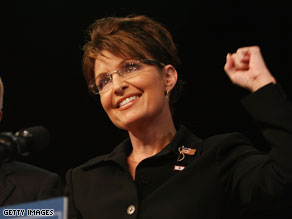 Palin will talk to Oprah Winfrey the day before her memoir hits bookstores.