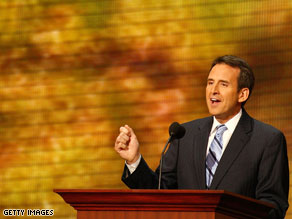 Tim Pawlenty will return to Iowa in April.