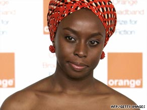 Adichie's latest book is a collection of short stories.