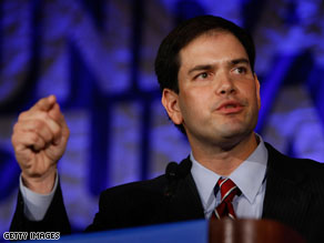 Marco Rubio has snagged the endorsement of Oklahoma Sen. James Inhofe.