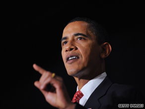 President Obama spoke Tuesday to the Joint Terrorism Task Force which is headquartered in New York City.