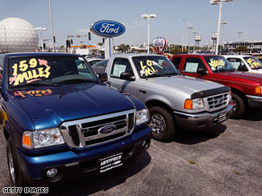 White House fights back on Cash for Clunkers.