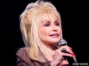 Dolly Parton is as famous for her image as her many hits.