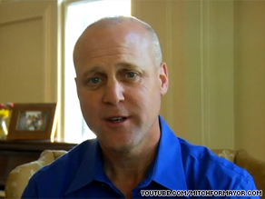 Louisiana's Lt. Gov. Mitch Landrieu announced Tuesday that he will run again for the mayor of New Orleans.