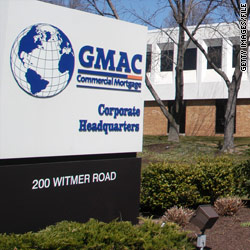 GMAC Financial Services will get a new $3.8 billion bailout from the Treasury.