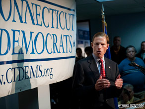 National Republicans are wasting little time in building an opposition research file against Connecticut Attorney General Richard Blumenthal.