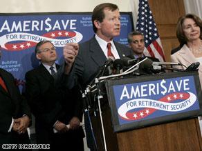 North Dakota Democratic Rep. Earl Pomeroy will not run for the Senate in 2010.