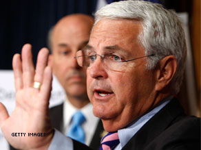 Arizona Republican Rep. John Shadegg announces retirement from Congress.