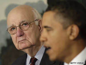 President Obama announced the 'Volcker rule' Thursday.  The proposal is named after Paul Volcker, an Obama economic adviser who is also a former Federal Reserve chief.