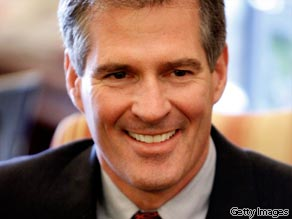 Republican Scott Brown won the race for Senate in Massachusetts, a traditionally Democratic state.