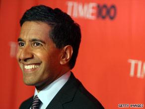 CNN's Sanjay Gupta.