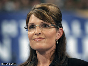 Sarah Palin expressed outrage at the Fox Broadcasting Company program 'Family Guy'.