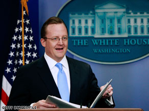 Robert Gibbs announced Wednesday his tweets will be saved.