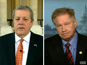 Rep. John Tanner and Tom Davis spoke with John Roberts on CNN's ''American Morning'' Monday.