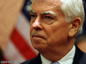 Sen. Chris Dodd is one senator adding his voice to the debate over the White House health care summit, a popular topic Wednesday in Washington.