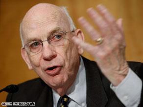 Sen. Robert Bennett of Utah faces a growing list of Republican challengers.