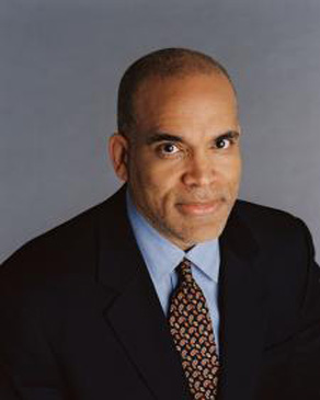 Raynard S. Kington, Grinnell College's new president / Courtesy Grinnell College.