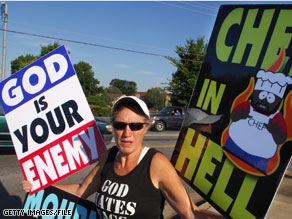 The Westboro Baptist Church will receive a hearing at the Supreme Court.