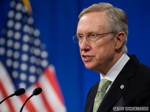 Senate Majority Leader Harry Reid criticized the Republican National Committee Tuesday for likening him to Scooby Doo.