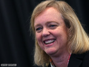 Meg Whitman is the target of a Web campaign designed to 'fully vet' her credentials.