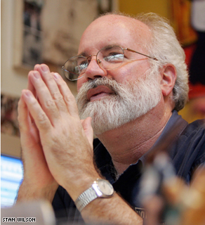 Father Gregory Boyle is the founder of Homebody Industries.