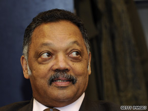 Rev. Jesse Jackson on Friday condemned violent threats against members of Congress.