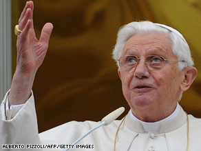 Pope Benedict XVI is facing growing anger over the Catholic Church's sexual abuse scandal and allegations that the church hierarchy worked to cover up crimes committed by their priests.