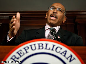 North Carolina GOP Chairman Tom Fetzer called on Michael Steele to resign.